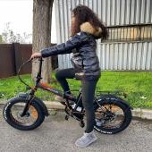 ‼️Nouveauté ‼️ Vélo Mini Fatbike électrique PLIABLE