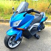 TOP TOP TOP T-MAX électrique enfant 12V 199€  #moto #motoelectrique #supermotard #design #eroad #tmax #yamaha