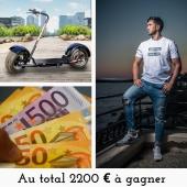 🚨CONCOURS It Happened 🚨 Rugby by MERMOZ X MOKHTAR En attendant la sortie prochaine de notre capsule rendant hommage à JONAH LOMU 🏈  👉🏼On te fait gagner : 1er lot : 1 trottinette électrique E-road 🛴valeur 1500 euros 💶 2ème lot : 500 euros 💶par virement bancaire 3ème lot : 200 euros 💶 par virement bancaire et 1 pack LOMU de la collection MERMOZ x MOKHTAR  Pour participer : 🔹Abonne toi aux 4 comptes @maxmermozofficial @ithappened_official @mokhtar_tpmp  @eroadofficial 🔹Like et identifie 3 amis  en commentaire 🔹Partage le concours en Story  ➡️Les 3 gagnants seront  tirés au sort  le 23 mai à 18h00  Bonne chance à tous 🙌🏼💪🏼  #ithp #concours #giveaway #gift #cadeau #jeuconcours #trottinette #agagner #jonahlomu #rugby