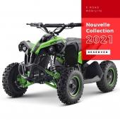 QUAD électrique : Moteur 1200W - Batterie 48V 12Ah   #dirtbike #pitbike #motocross #cross #ATV #quad #quadenfant #moto