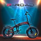 Découvrez notre nouvelle gamme de Mini Fat électrique. Modèle parfait pour cet été et vos balades sur le sable.   #velo #vélo #veloelectrique #vae #electricbike #fatbike