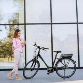 Il fait beau ! Venez découvrir notre nouvelle gamme de vélos électriques   #velo #vélo #veloelectrique #vae #electricbike