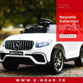 Mercedes GLC 12V - Roues gomme - Télécommande parentale   #voitureenfantelectrique #voitureenfant #audi #bmw #mercedes #ferrari #lamborghini #ford #rideoncar #electriccar #voiture12v #voiture24V #mini #fun #fiat #bentley
